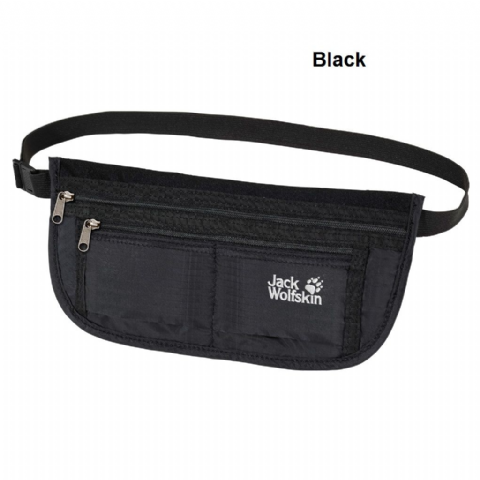 Jack Wolfskin Unisex Document Belt De Luxe Belt Bag